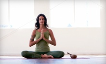 5 or 10 Yoga Classes at Yoganubhav Studio (Up to 71% Off)