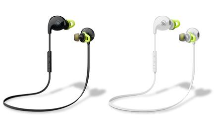Urban Beatz Flux Sport Sweat-Proof Bluetooth Earbuds with Mic