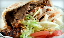 Greek-American Cuisine at Long Grove Café (Half Off). Three Options Available.