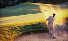 18-Hole Round of Golf for Two or Four Including Cart Rentals at Fennwood Hills Country Club (Up to 55% Off)