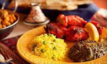 $10 for $20 Worth of Indian Food for Two or More at Taste of India 2