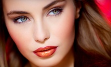 Permanent Makeup on the Upper Eyelids, Eyebrows, Upper and Lower Eyelids, or Lips at Spa DG Couture (Up to 78% Off)