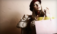 Designer Apparel or Glasses at Eye Candy (Up to 60% Off). Three Options Available.