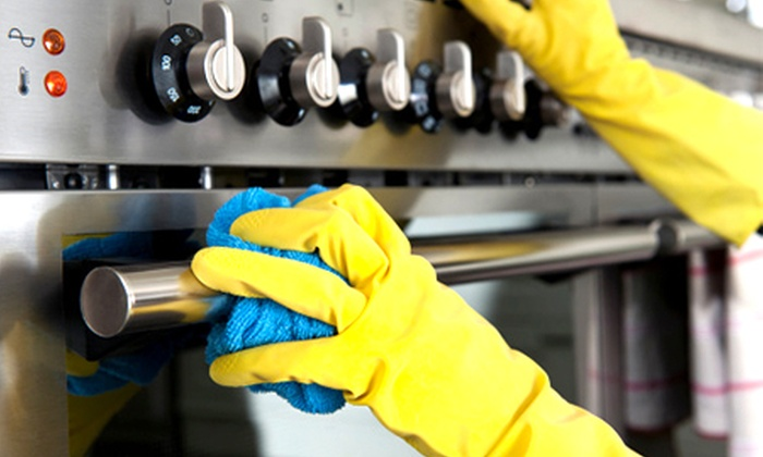 Extreme Homecare - Surrey: Single Oven Clean for £35 with Extreme Homecare (56% Off)