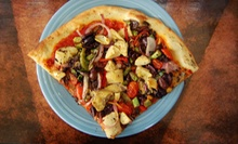 Brunch for Two or $12 for $25 Worth of Pizza and Drinks at Crisp Pizza Bar & Lounge