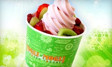 $10 for Two Groupons, Each Good for $10 Worth of Frozen Yogurt at Yogli Mogli ($20 Total Value)