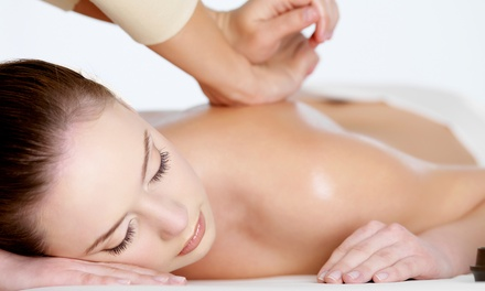 75-Minute Therapeutic Massage for One or Two at SoBro Massage in the Gulch (Up to 65%Off)