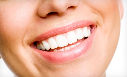 $119 for Limited Dental Exam, Bitewing X-rays, and Teeth Whitening at Crown Dentistry of the Palm Beaches ($409 Value)