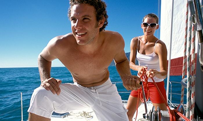 Just Sailing - Just Sailing: 4 Stunden segeln zu zweit oder viert ab Travemünde mit Just Sailing ab 74,90 € (bis zu 65% sparen)