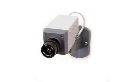 Câmara de segurança simulada Securitcam por 12,90€ ou duas por 19,90€