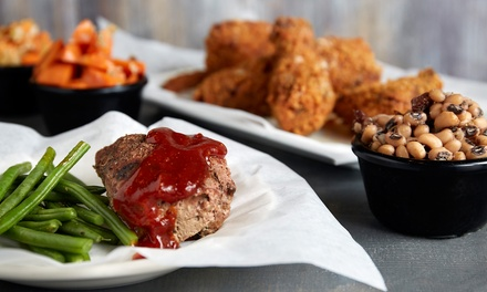 Nashville Style Southern Food for Two or Four at Heart of Nashville (Up to 45% Off). Four Options Available.