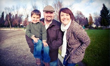 $59 for a One-Hour On-Location Photo Shoot, Three Prints, and Web Images from Jeremiah Andrews Photography ($384 Value)