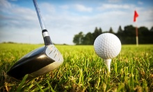 $175 for a Kids Three-Day Summer Golf Camp at Scott Fossum Golf Schools ($350 Value)
