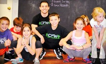 5 or 10 CrossFit Kids Classes or One Month of Unlimited CrossFit Kids Classes at CrossFit Westchester (Up to 71% Off)