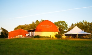 Fall Harvest Festival For Two, Four, Or Six At Unionville Vineyards (up To 53% Off)