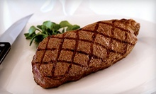 $25 for $50 Worth of Steakhouse Fare at Shula's 347 Grill