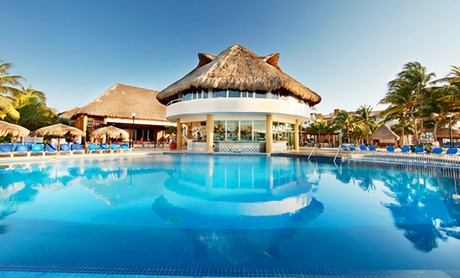 All-Inclusive Riviera Maya Vacation with Airfare