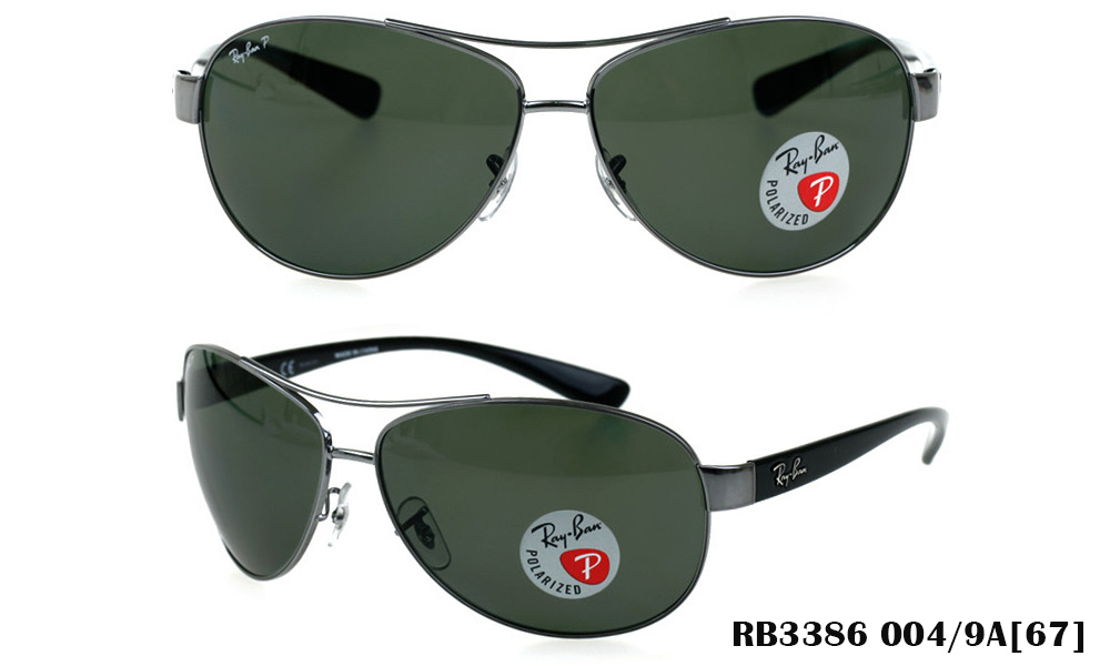 ray ban rb 3386 polarized 0049a
