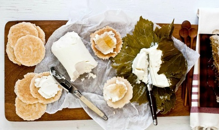 DIY Cheese-Making Kit or $20 Worth of Cheese at Belle Chevre Cheese Shop and Tasting Room (Up to 50% Off)