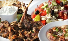Greek Lunch for Two or Four at Pontos Taverna in Norwalk (Up to 56% Off)