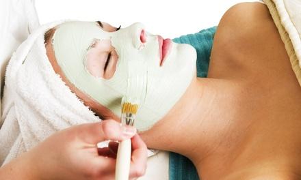 $68 for an Organic Facial and Detox Body Wrap at PeleNova Aesthetic Center ($155 Value)