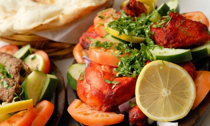 India S Kitchen Parker Dinner Menu