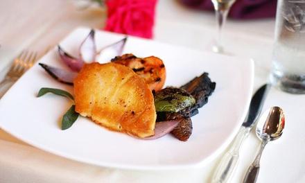 $22 for $40 Worth of New American Cuisine for Dinner at EBT Restaurant