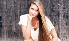 $39 for a Senior-Portrait Photo-Shoot Package with Retouching and Digital Images from Studio 314 ($180 Value)