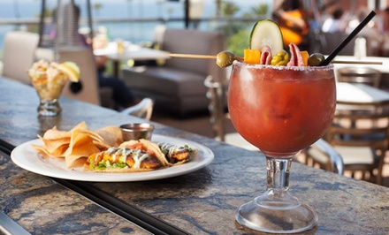 Bottle-Service Package or $13 for $25 Worth of New American Cuisine at Prospect Bar & Grill