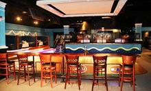 VIP Club Entry for One or Four with Two Drinks per Person at Liquid Ultra Lounge (Up to 77% Off)