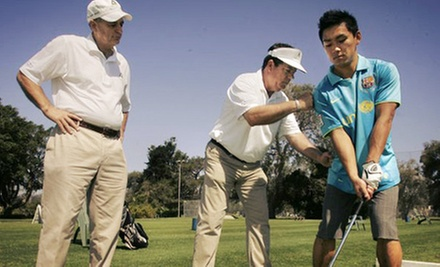 Two or Four 30-Minute Private Golf Lessons at Core-Breathing 4 Golf (Up to 59% Off)