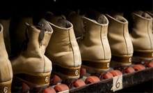 Roller-Skating Package with Rentals and Soda for Two or Four at EDRU Skate-A-Rama (Up to 63% Off)