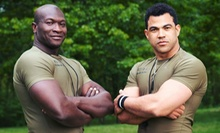 Boot Camp with Nutrition Seminar at Boot Camp MSP (73% Off). Choose from Two Options.