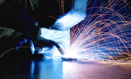 $65 for a Three-Hour Welding Instruction Class at All Metal Arts ($150 Value)