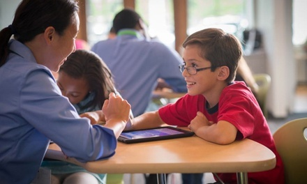 One or Two Weeks of Tutoring Summer Camp at Sylvan Learning Center (Up to 85% Off)