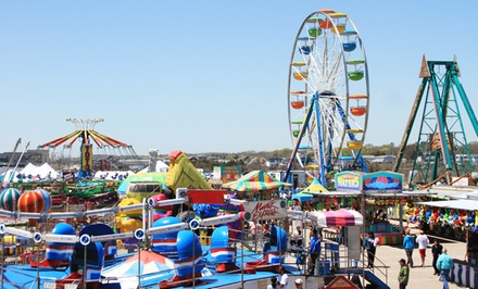 Spring Fest Admission for Two, Four, or Six from The Misquamicut Business Association (Up to 48% Off)