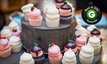 One or Two Dozen Mini Cupcakes at Gigi's Cupcakes (Up to Half Off)