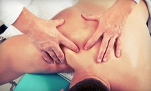One 60- or 90-Minute Massage or Three 60-Minute Massages from Jeniene Nieboer at Pure Wellness Centre (Up to 63% Off)