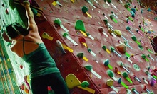 $75 for One Month of Climbing with Gear and an Introductory Class at Touchstone Climbing – The Studio ($269 Value)