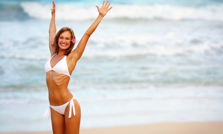 3 or 6 Skin Tightening, Wrinkle, Cellulite, and Fat Reduction Treatments for a Small or Large Area (85% Off)