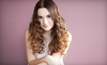 Haircut with Options for Highlights or Color, or Keratin Treatment at Shear Indulgence Salon & Day Spa (Up to 60% Off)