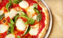 $12 for a Margherita-Pizza Meal with Salad and Fountain Drinks for Two at Stone Neapolitan Pizzeria ($23 Value)