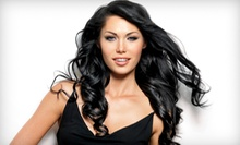 Women's Haircut and Blow-Dry with Optional Color or Partial or Full Highlights at Zapien's Salon (Up to 61% Off)
