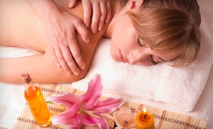 $89 For Spa Package With Massage, Customized Facial, And Paraffin Hand Treatment At Spa Zara ($230 Value)