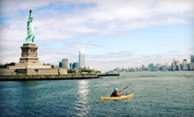 Kayaking and Standup-Paddleboarding Packages from Manhattan Kayak Company (Up to 51% Off). Four Options Available.