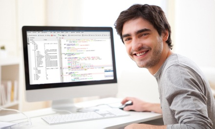 $59 for a Python Programming Certification Bundle from LearnSmart ($549 Value)