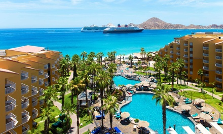 Stay with Optional All-Inclusive Package at Villa Del Palmar Beach Resort & Spa in Mexico. Dates into December.