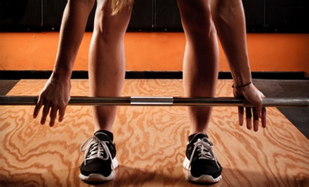 $45 for One Month of Unlimited CrossFit Classes at Banks Country Fitness CrossFit ($90 Value)
