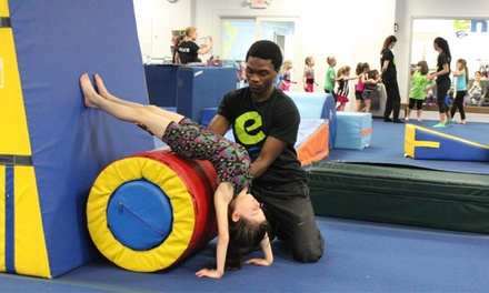 One Week of Full- or Half-Day Kids' Summer Camp at Energy Fitness & Gymnastics (Up to 51% Off)