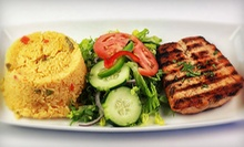 Takeout Peruvian Cuisine at Pepe's BBQ (Up to 51% Off)
